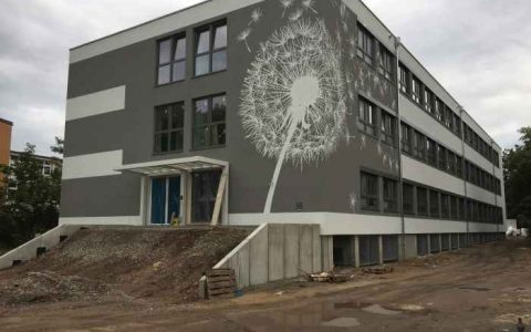 Schule am Terassenufer in Dresden